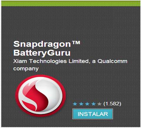 Qualcomm Snapdragon Android App