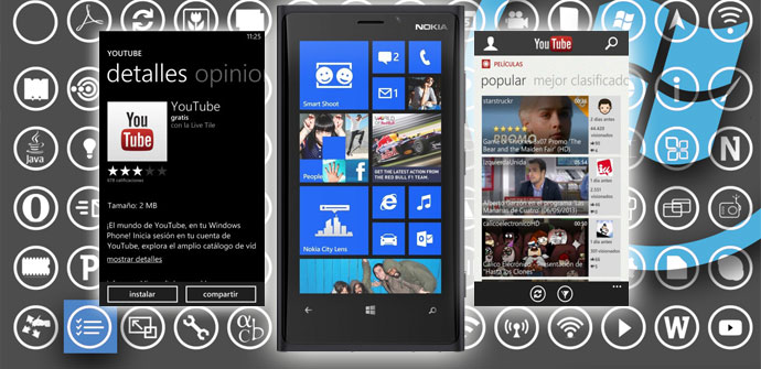 Nokia optimiza la gestión de videos en sus modelos con Windows Phone 8