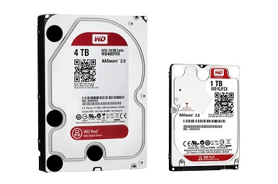 WD-Red 4tb