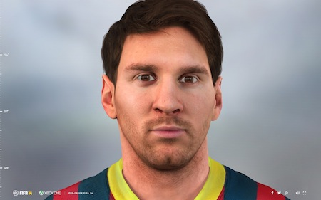 EA LIFESIZEMESSI 2