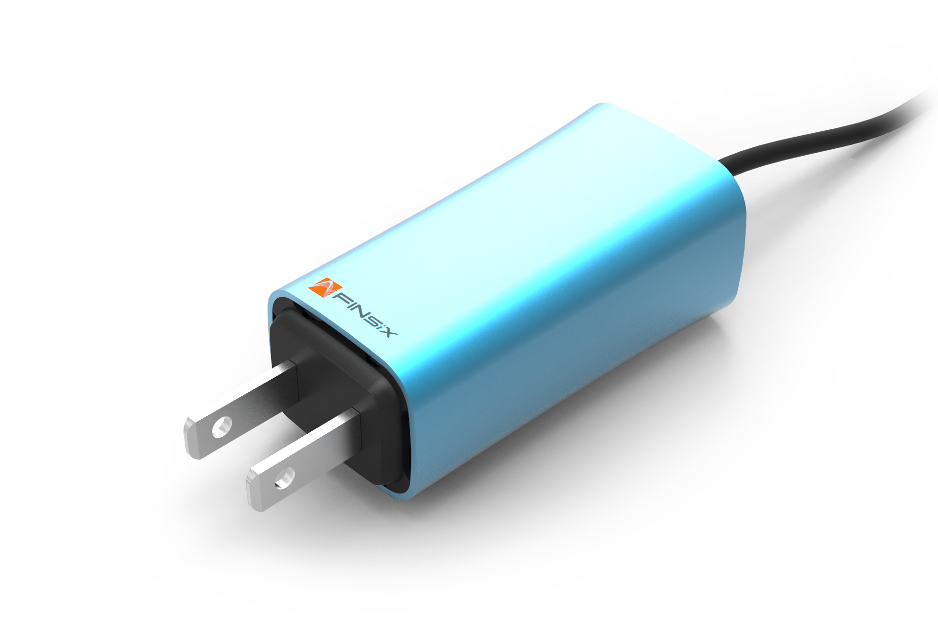 blue adapter