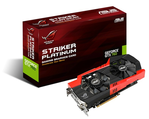 ROG Striker GTX760