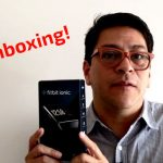 unboxing fitbit ionic