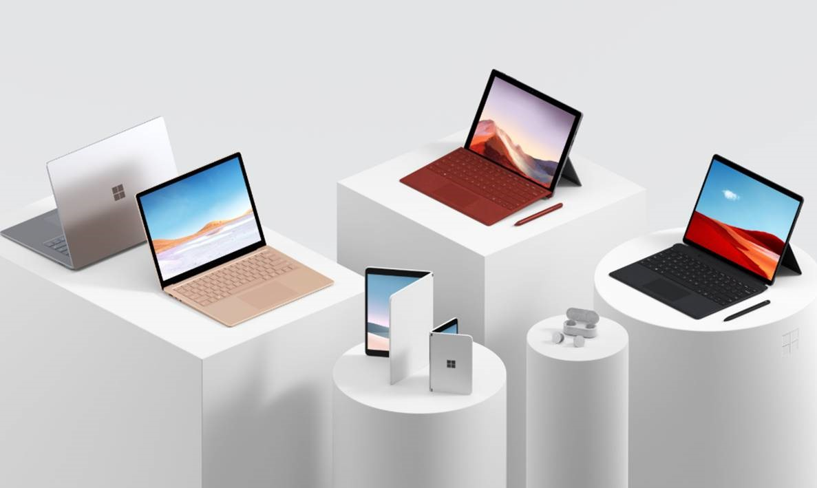 Microsoft Surface Event 2019