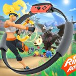 Ring Fit Adventure te entrena en la vida real
