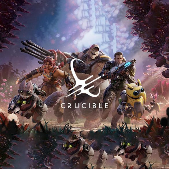Amazon hace su debut en el mundo del gaming con Crucible