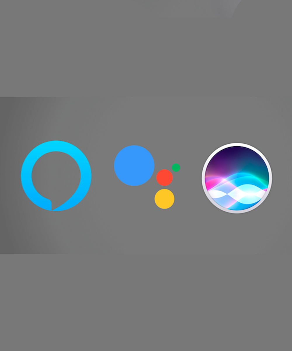 Diferencias entre Apple Siri Amazon Alexa y Google Assistant