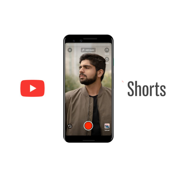 YouTube presentó Shorts
