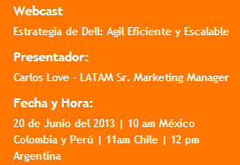 Webcast Dell
