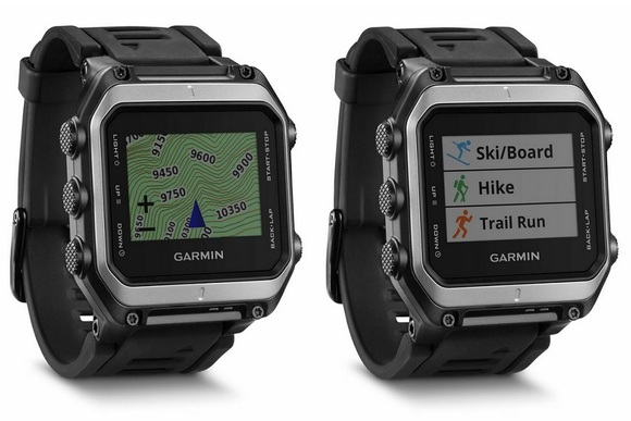 El Epix Watch de Garmin